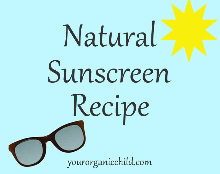 Your Organic Child An Organic Lifestyle Blog For
