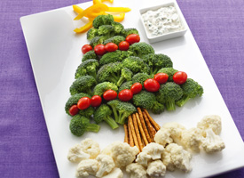 Healthy Christmas Snacks and Treats