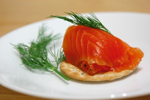 How To Make Salmon Gravlax (very easy)