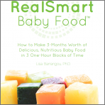 Book Review:  Real Smart Baby Food