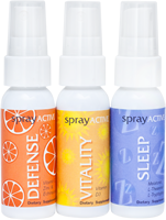 Review of Spray Active Vitamin Sprays