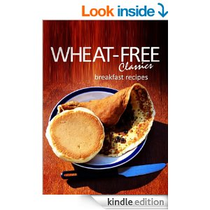 FREE Kindle Book- Wheat Free Recipes