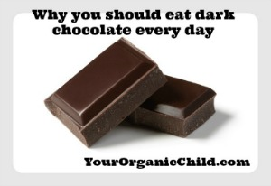 Why you should eat dark chocolate every day