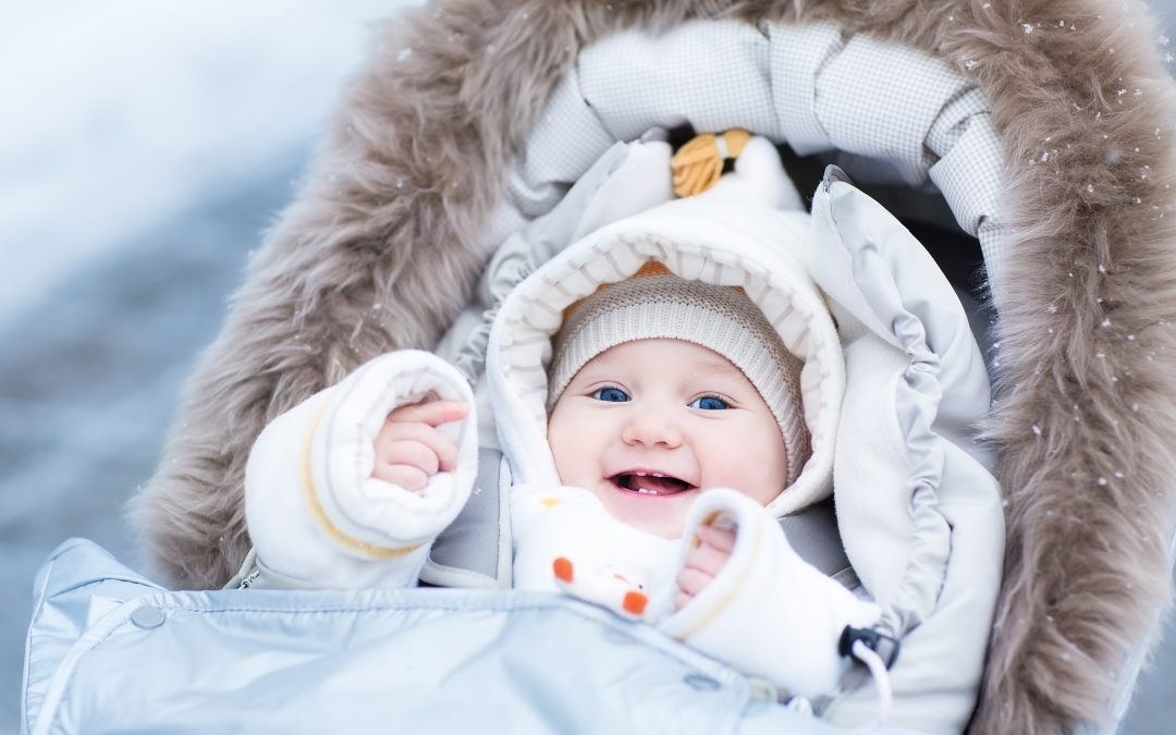 How To Dress Your Baby For Winter Weather