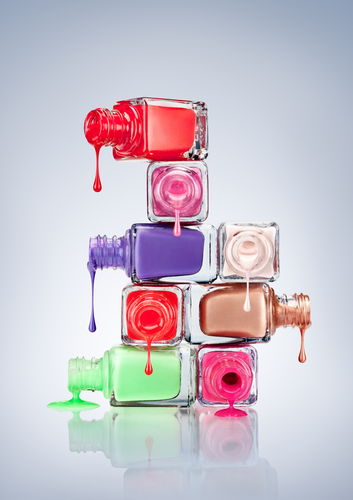 Why Kids Should Only Be Using Natural Nail Polish? The Damaging Effects of Nail Polish