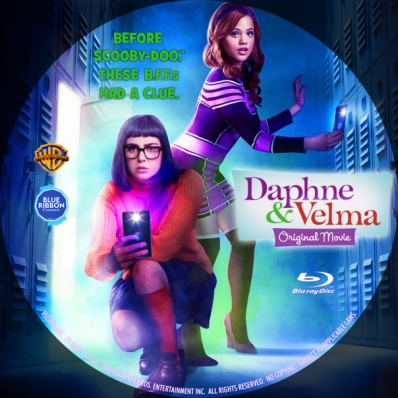 Enter To Win a Blueray DVD Of The New Movie Daphne and Velma.