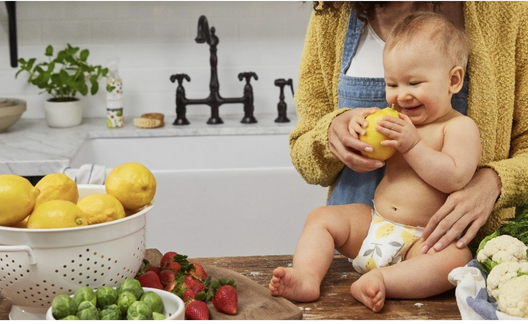 How to Maintain an Organic Diet for Your Baby